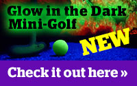 Glow in the Dark Mini-Golf